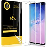 (3 Pack) LK Screen Protector for Samsung Galaxy...