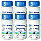 Life Extension MacuGuard® Ocular Support with Astaxanthin 60 Softgels (Pack of 6)