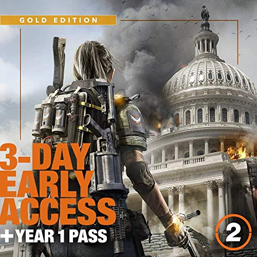 Tom Clancy's The Division 2 Gold Edition - XB1 [Digital Code] by Ubisoft (Image #1)