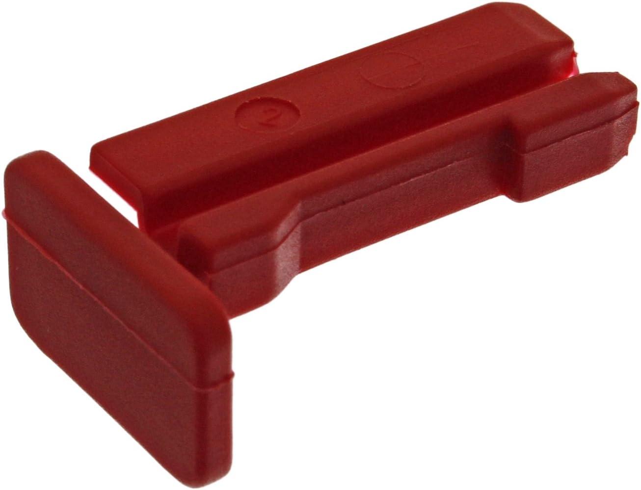 pack of one febi bilstein 44204 Locking Cap for transmission oil dipstick