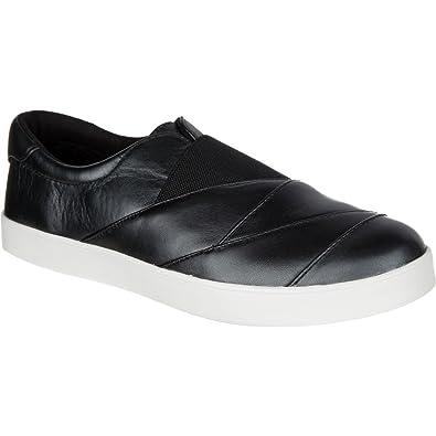 e7ff45cc0683 Dr. Scholl s Women s Sienna - Original Collection Black Leather Sneaker ...