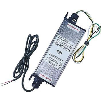 61KJdJ4LpxL._SY355_ ul listed 12 volt led power supply, 60w ip68 waterproof low voltage
