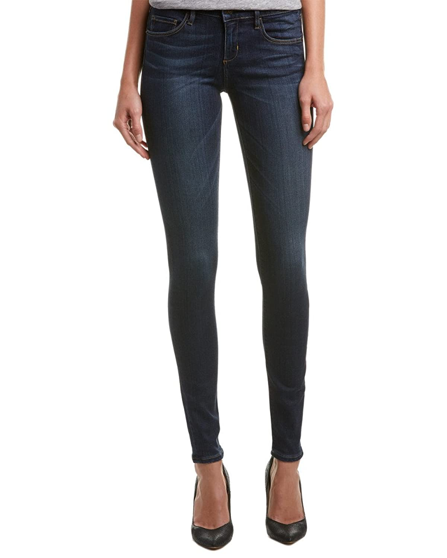 Hidden Jeans Womens Dark Blue Wash Skinny Leg, 24, Blue