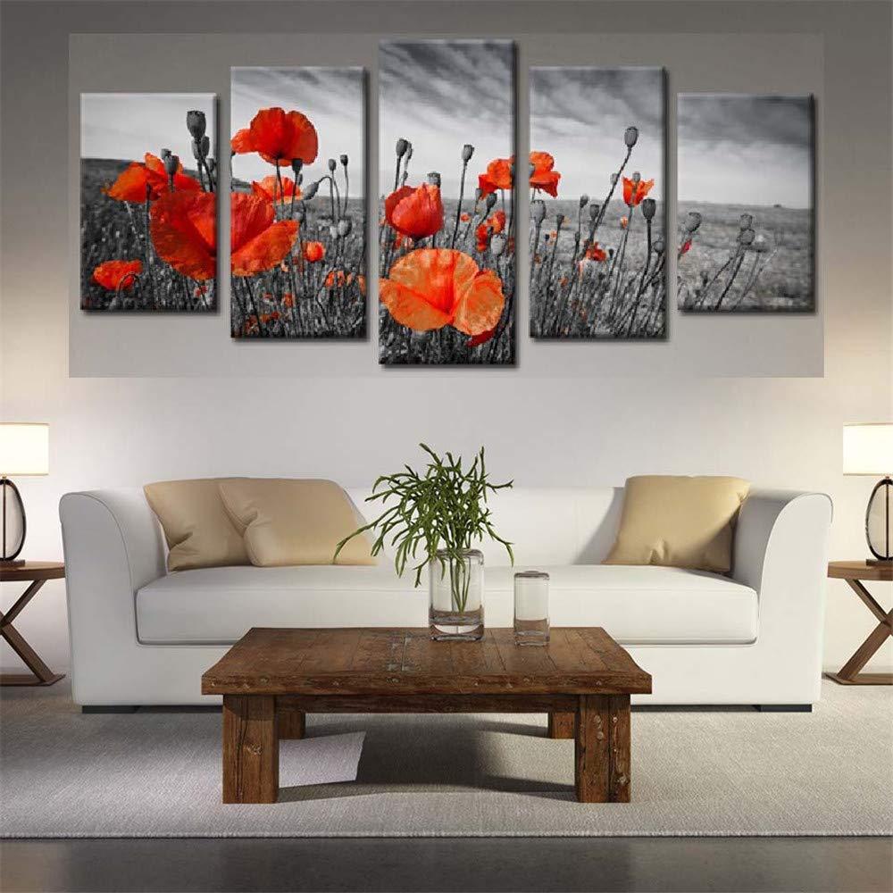 SUYUN Pintura Decorativa, Cinco Pintura al óleo de inyección ...
