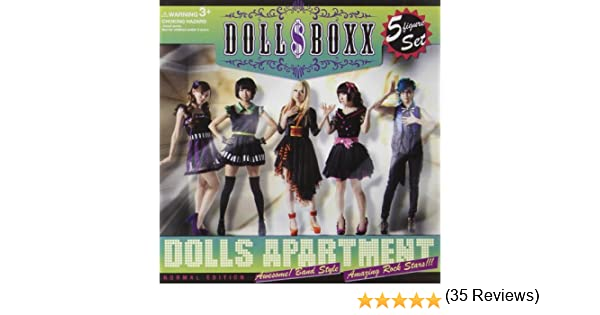 Dolls Apartment by DOLL BOXX : DOLL BOXX: Amazon.es: Música