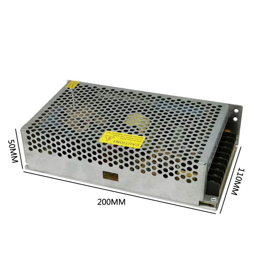 Radio DC 5V 5A Universal Geregelte Schaltnetzteil f/ür CCTV-Kamera Computer LED-Streifenlicht HAILI 5V 25W Netzteil