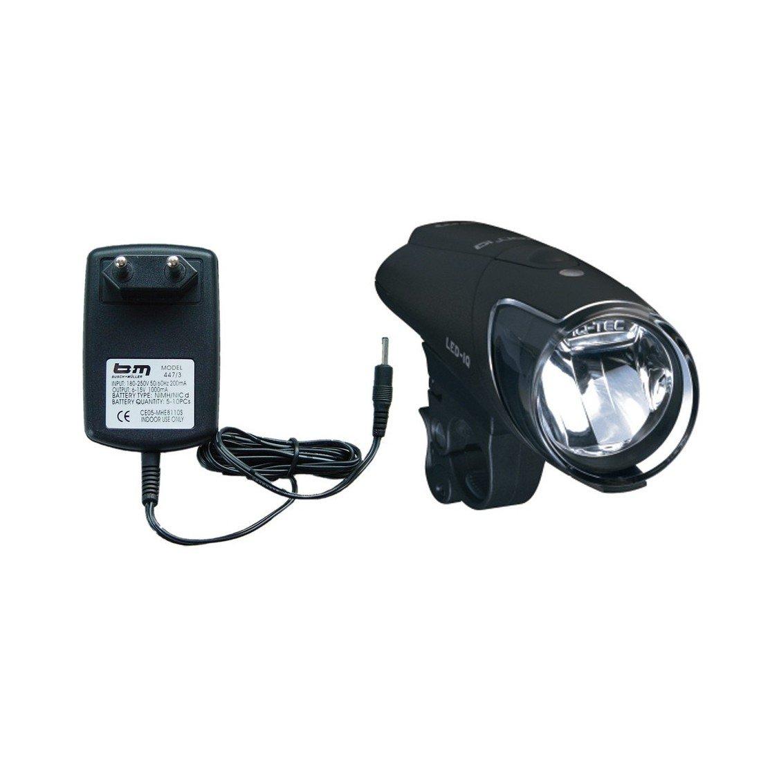 LED-Akkuscheinw. b&m IXON IQ Premium