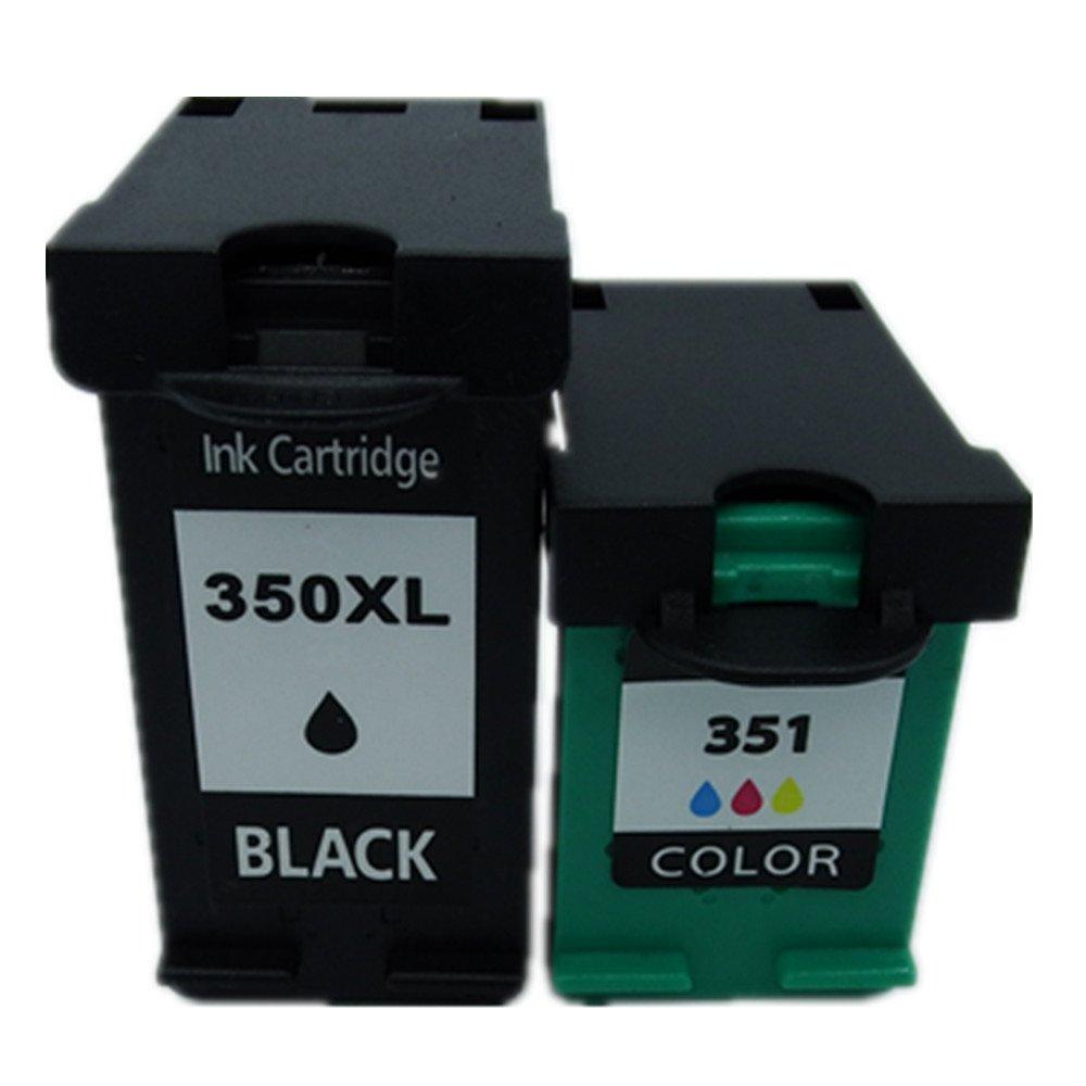 PAUKETCH - Cartuchos de Tinta Reciclados Modelos HP 350 XL ...
