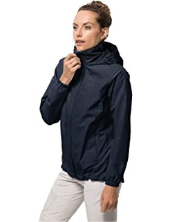 54dc772ad4e6ca Jack Wolfskin JWP Shell Jacket Women Night Blue 2019 Funktionsjacke ...