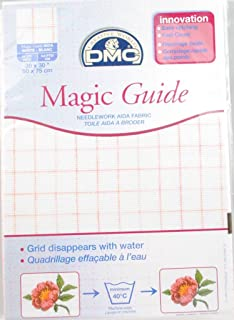 Threads & Fabrics - DMC - DMC 14 count Magic Aida Ecru