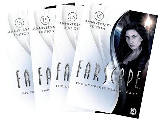 Farscape: The Complete Series Collection
