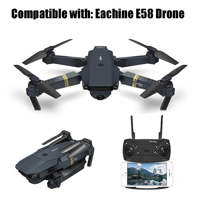 Anbee - Funda de Transporte para dron EACHINE E58 RC: Amazon.es ...
