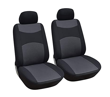 eh hyundai ix20 Fundas para asientos negro en la parte delantera