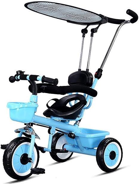 Triciclos de Mano para niños Bicicletas con Visor 1-2-3-5 años de ...