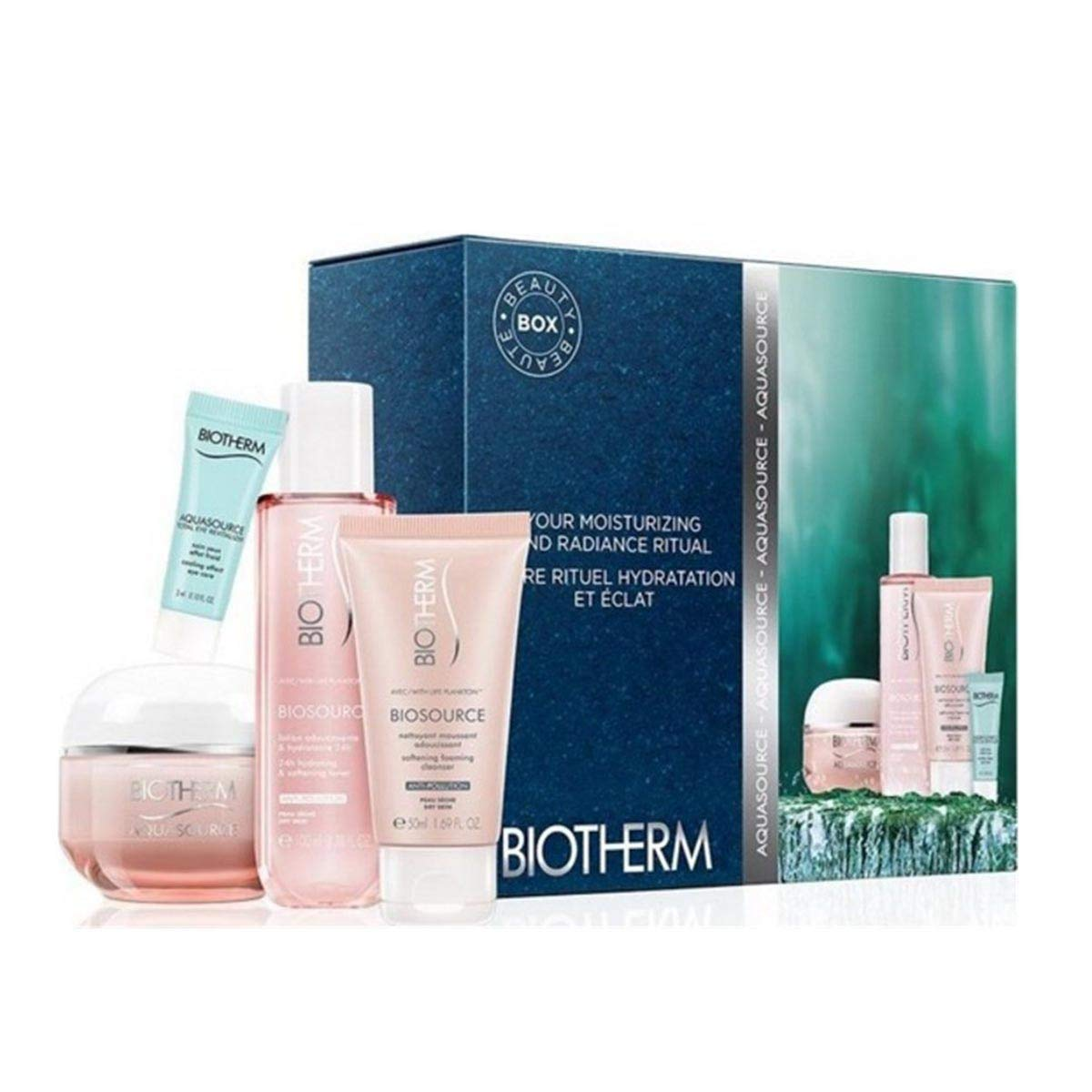 biotherm, Set E kit per trucco  –   1  Pack Set E kit per trucco - 1 Pack 3614272099890