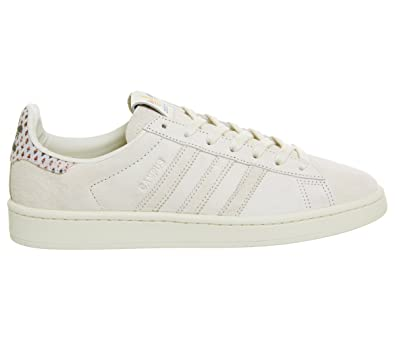 new arrival 0aebc 57c2f Amazon.com  adidas Originals Campus Pride Cream WhiteTrace PinkTrace  Scarlet Suede Adult Trainers Shoes  Fashion Sneakers