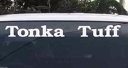 Amazon com: Tonka Tuff Car 4X4 Windscreen Ute Truck Windscreen