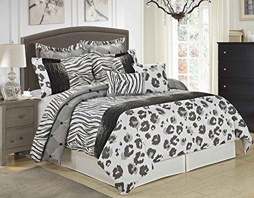 Zebra Print Bed Bag - 7