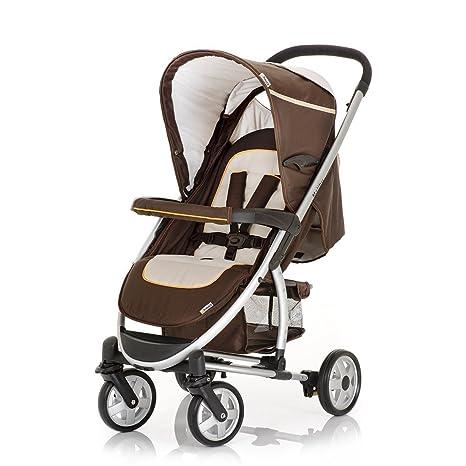 Hauck Malibu - Carrito convertible para bebé todo en uno, color marrón