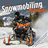 Search : Snowmobiling 2018 12 x 12 Inch Monthly Square Wall Calendar by Wyman, Winter Snow Motor Sport