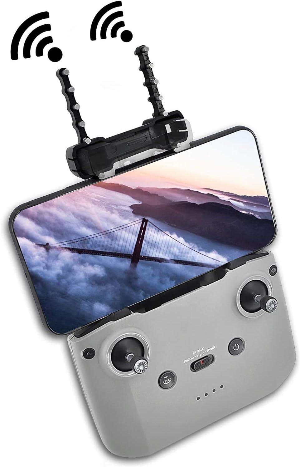 Mavic Air 2 Yagi-UDA señal Booster Range mando a distancia antena para DJI Mavic Air 2 Accesorios (5.8G)