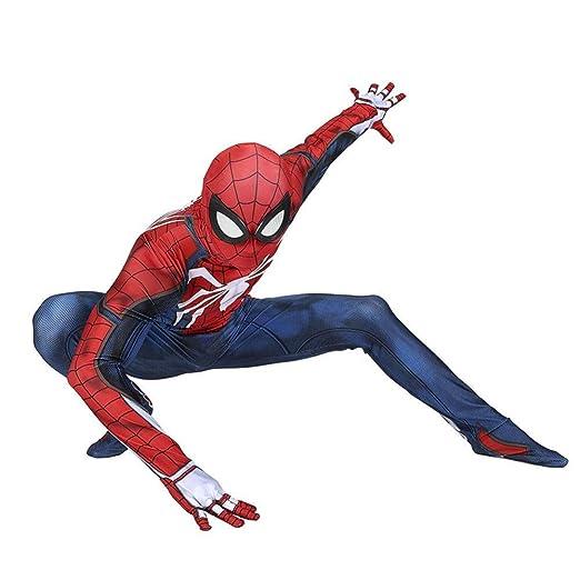 wdegr Vengeance Spiderman Traje Cosplay Medias Iron ...
