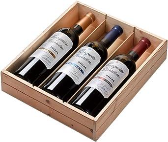 Marqués de Carrión Surtido de 3 Vinos con D.O Rioja: Reserva ...