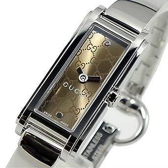 d2b33f248557 Amazon   グッチ GUCCI Gライン G-LINE レディース 腕時計 YA109529[並行 ...