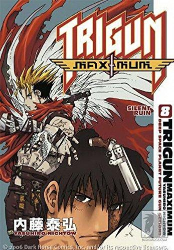 Trigun Vol. 8 Silent Ruin Book ()