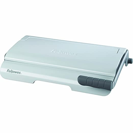 Amazon.com : Fellowes Starlet Personal Comb Binder, Gray (Starlet ...