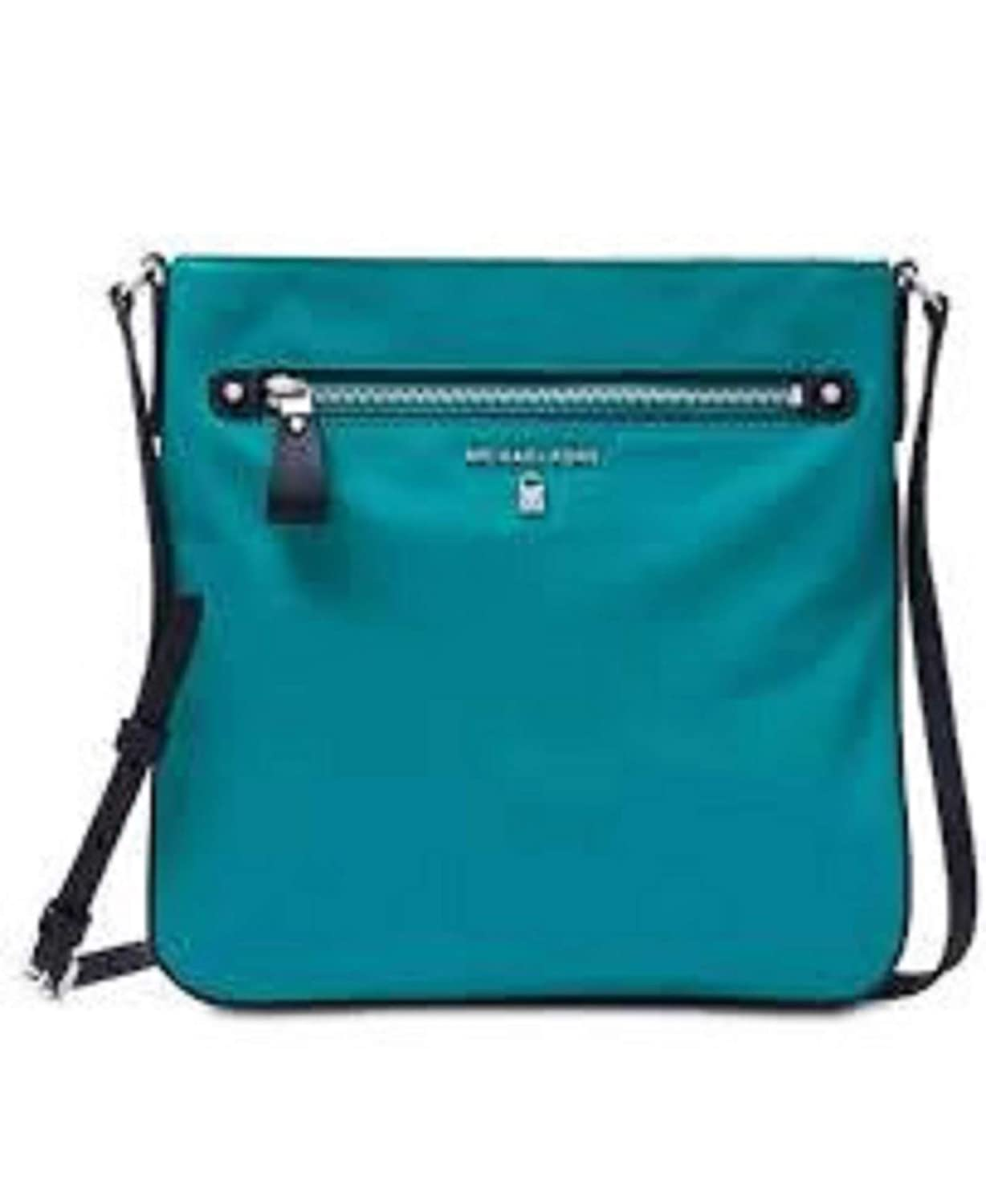 dd4d1e803c23 MICHAEL Michael Kors Kelsey Large Crossbody (Tile Blue/Admiral): Handbags:  Amazon.com