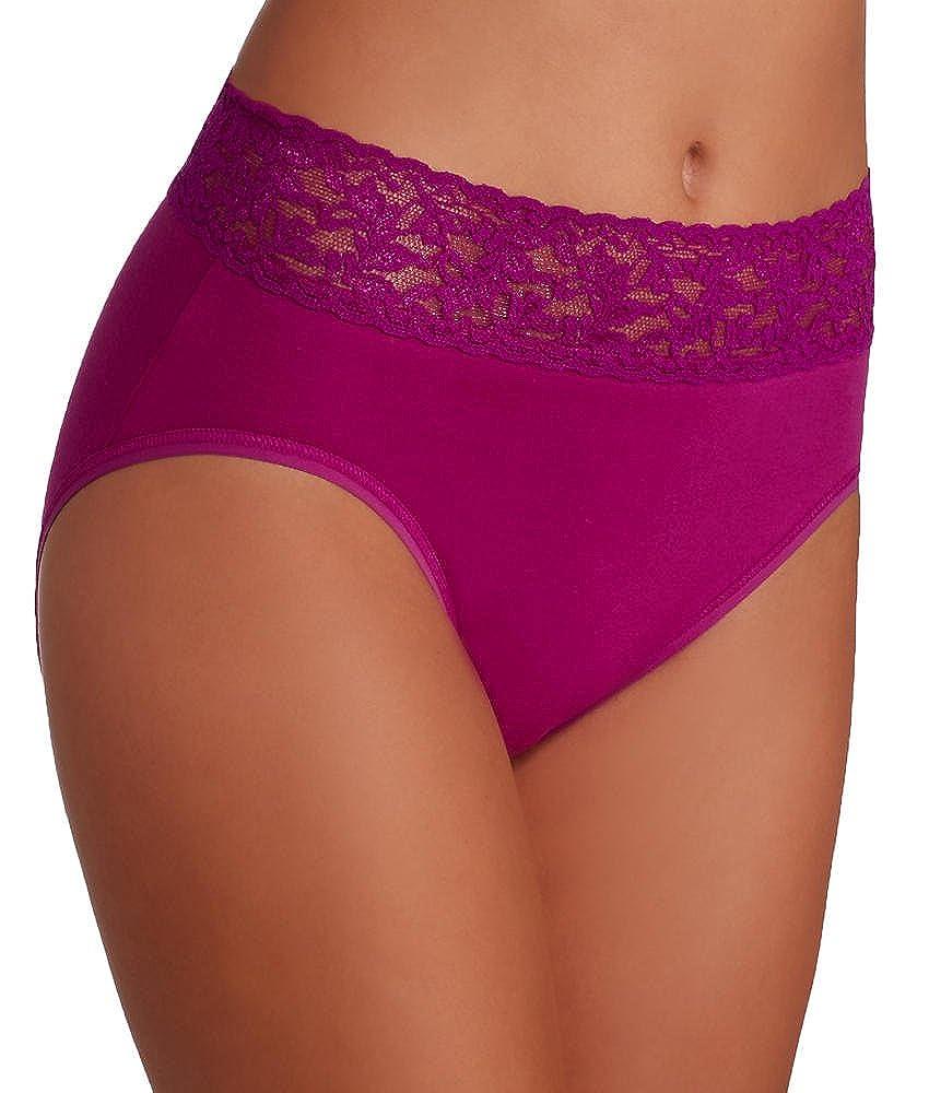 9bfa3328b6c Hanky Panky Women s Cotton French Brief at Amazon Women s Clothing store