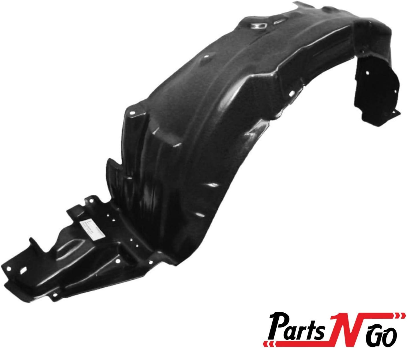 04-09 Prius NEW Left Front Inner Fender Liner Driver side TO1250116