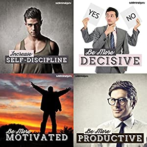 Superior Self-Control Subliminal Messages Bundle Speech