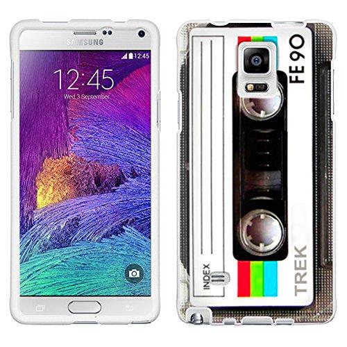 Samsung Galaxy Note 4 Retro FE90 Tape Cassette Case