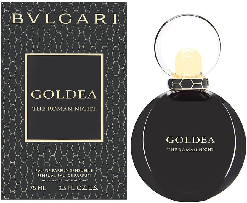 Bvlgari Goldea The Roman Night 50 Ml.: Amazon.es: Belleza