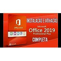 OFFICE 2019 PROFESSIONAL PLUS O MAIS ATUALIZADO VERSÃO COMPLETA SUPER PROMOÇÃO (produto Digital Microsoft cuidado com preços baixos não são originais))
