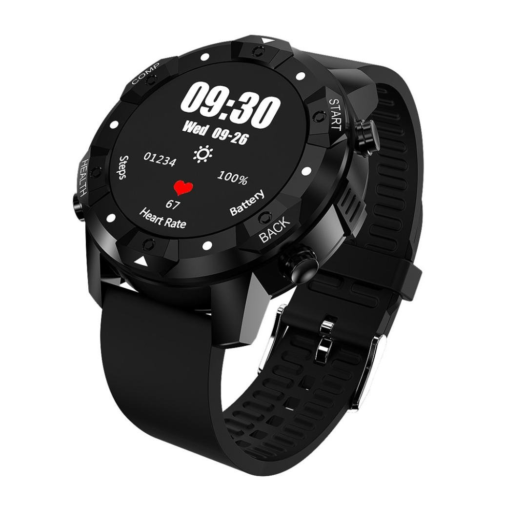 Dreamyth Bluetooth WIFI GPS 3G Android 5.1 Smart Watch Quad-core SIM Phone 1GB+16GB Durable by Dreamyth