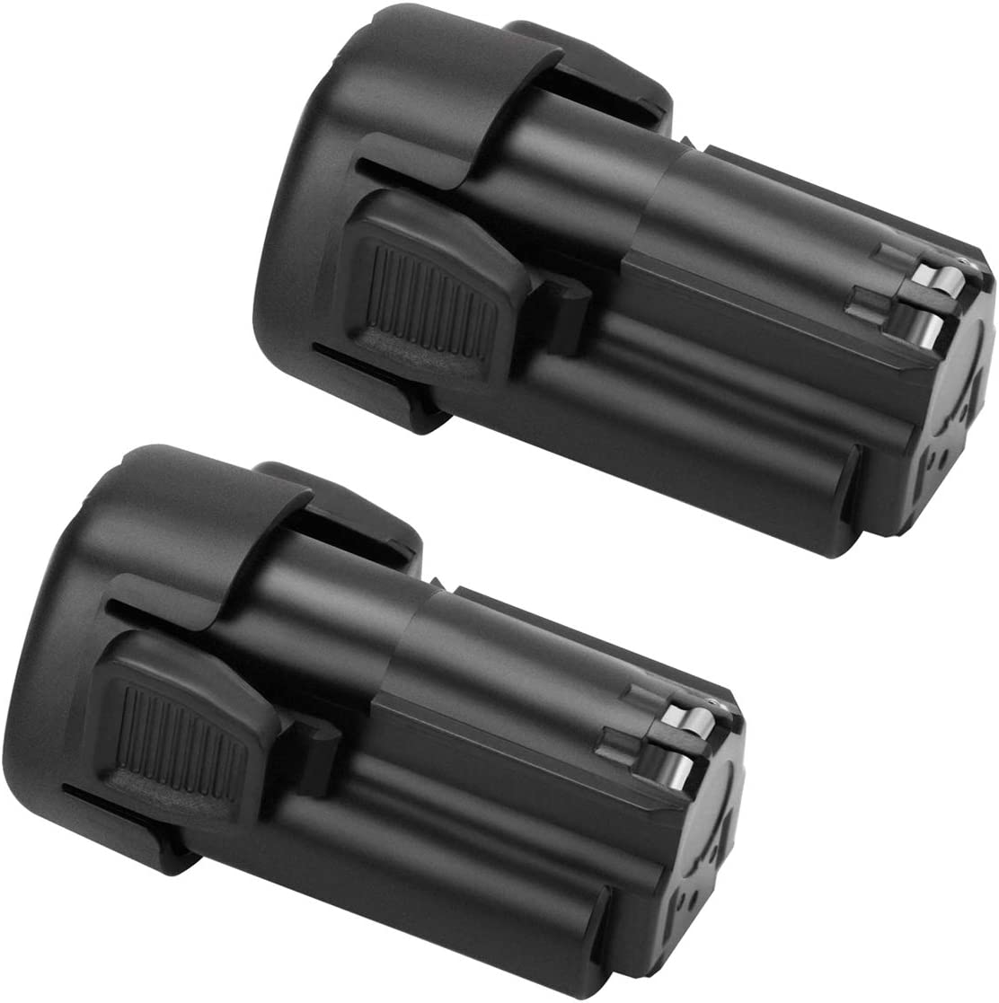 Shentec 2 Pack 3000mAh 12V Lithium Battery Compatible with Black & Decker LBXR12 LBX12 BL1510 BL1310 BL1110 LB12