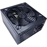 Apevia ATX-SP700 Spirit ATX Power Supply with Auto-Thermally Controlled 120mm Fan, 115/230V Switch, All Protections