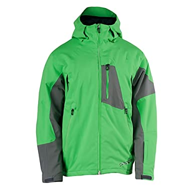 Image Unavailable. Image not available for. Color  Spyder Chambers Mens  Insulated Ski Jacket Small Classic Green-Castlerock 20fec6bf9