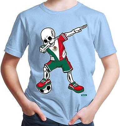Hariz - Camiseta de fútbol para chico, diseño de esqueleto de ...