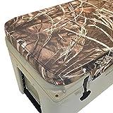 YETI Tundra 35 Seat Cushion - Marine Vinyl MAX4 Camo
