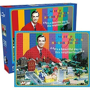 Mr Rogers 500pc Puzzle