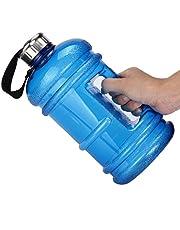 FEITONG 2.2L Big Large BPA Free Sport Gym Training Drink Water Bottle Cap Kettle Workout