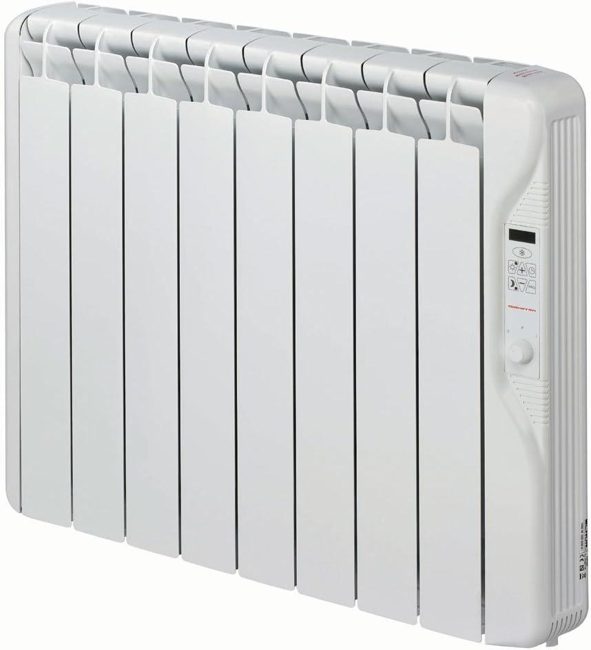 Gabarron emisores - Emisor de calor rf-8e digital 1000w