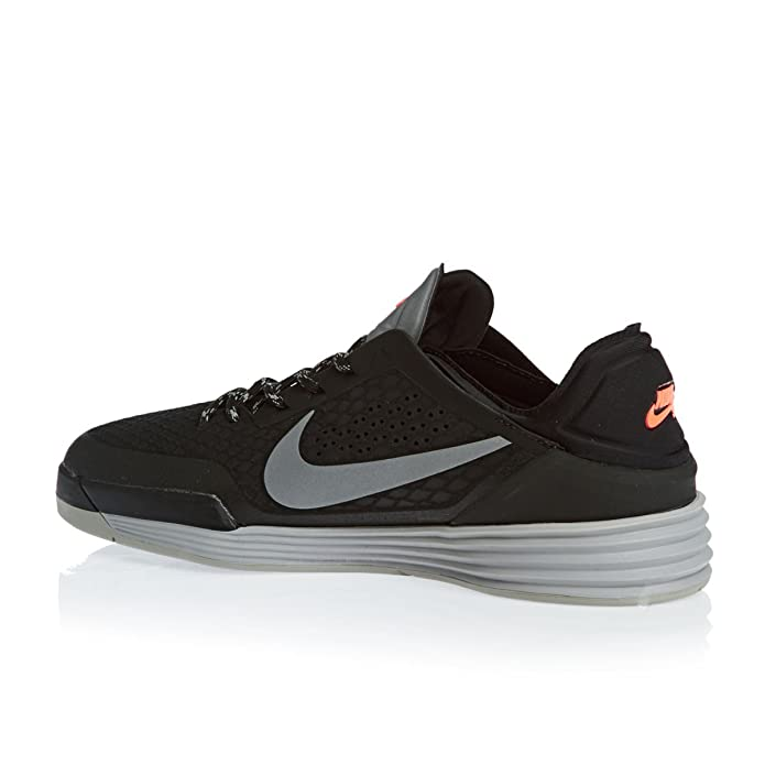 buy popular 813d7 025ef Nike SB Paul Rodriguez 8 Shield Baskets pour Homme 685242 Sneakers  Chaussures - - Black Reflective Silver Medium Grey 001, 40,5 EU: Amazon.fr:  Chaussures et ...