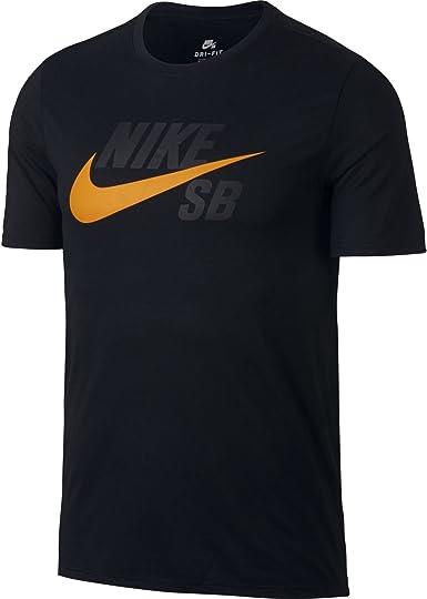 el más nuevo precio baratas construcción racional Camiseta Nike SB Futura Tonal Dri Fit (X-Large, negra): Amazon.es: Deportes  y aire libre
