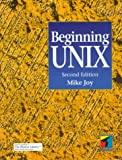 Beginning UNIX, Michael Joy, 1850322635