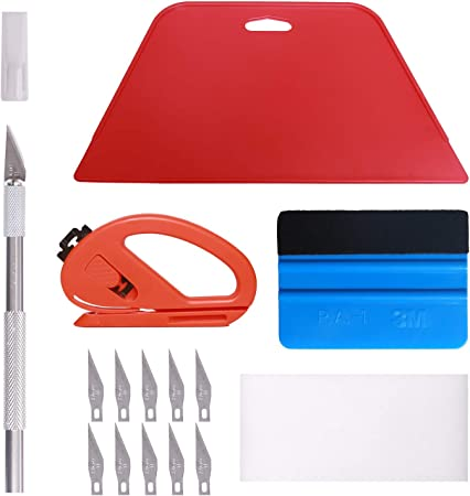 The Red Little Foot Window Film Installation Tint Tool